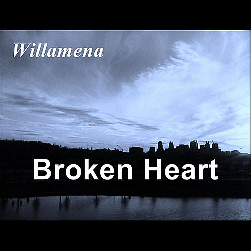 Broken Heart by Willamena