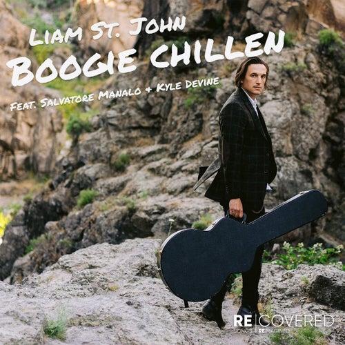 Boogie Chillen fra Liam St. John