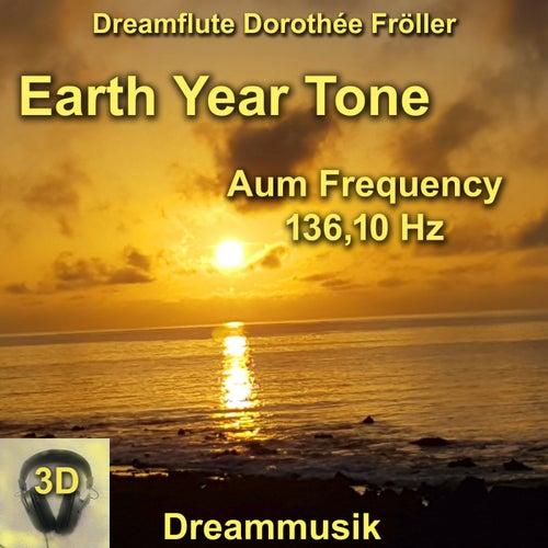 Earth Year Tone - Aum Frequency 136,10 Hz von Dreamflute Dorothée Fröller