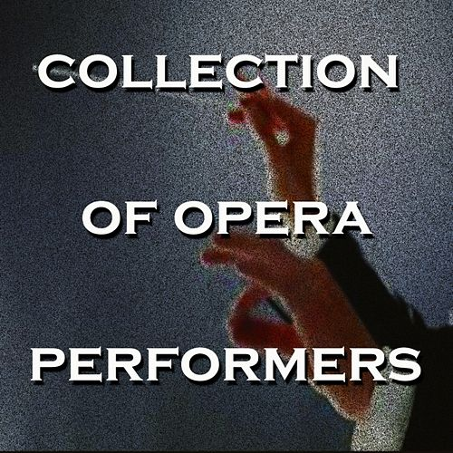Collection of opera performers de Various Artists