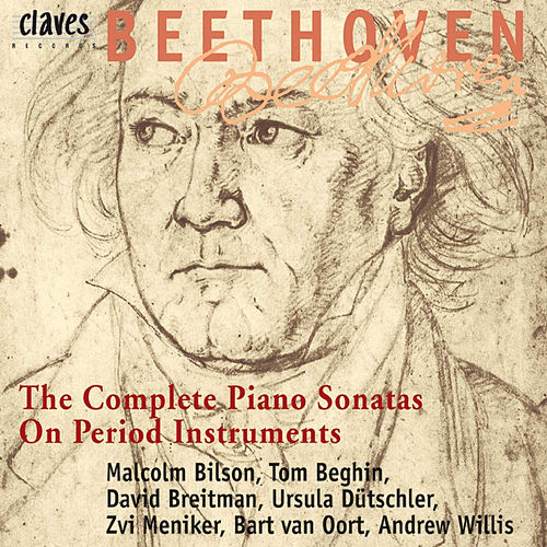 Beethoven : The Complete 32 Piano Sonatas on Period Instruments (In addition, the three Bonn - Kurfürsten - Sonatas) by Various Artists