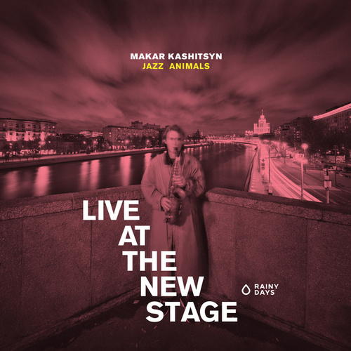 Jazz Animals (Live at the New Stage) by Makar Kashitsyn