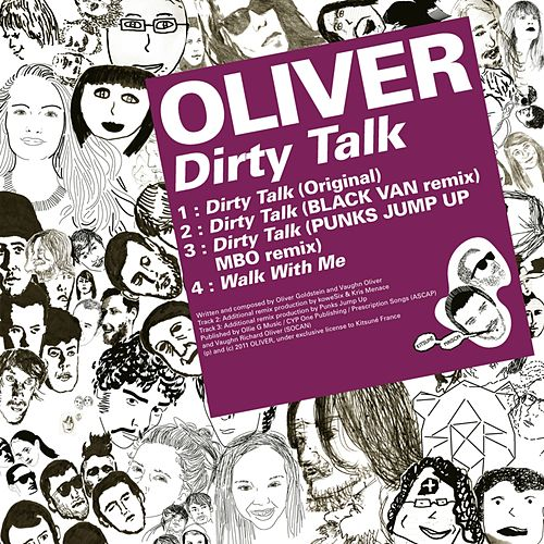 Dirty Talk - EP by Oliver