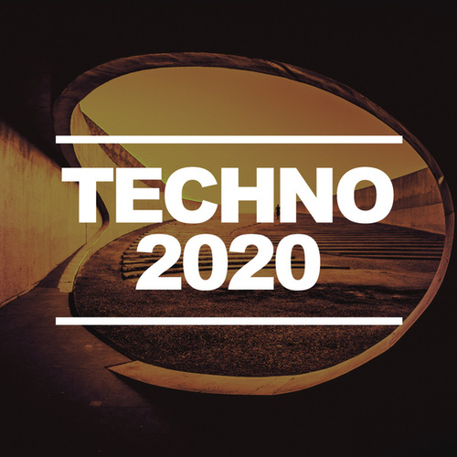Techno 2020 von Various Artists