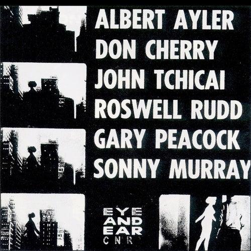 New York Eye And Ear Control by Albert Ayler