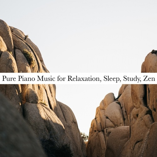 Pure Piano Music for Relaxation, Sleep, Study, Zen by Various Artists