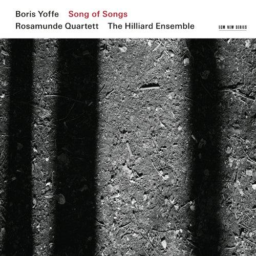 Boris Yoffe: Song of Songs by Rosamunde Quartett