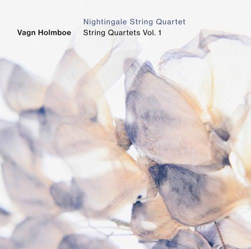 Holmboe: String Quartets, Vol. 1 by Nightingale String Quartet