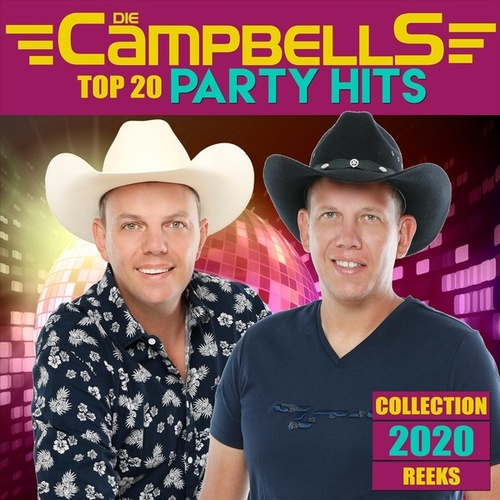 Top 20 Party Hits von Die Campbells