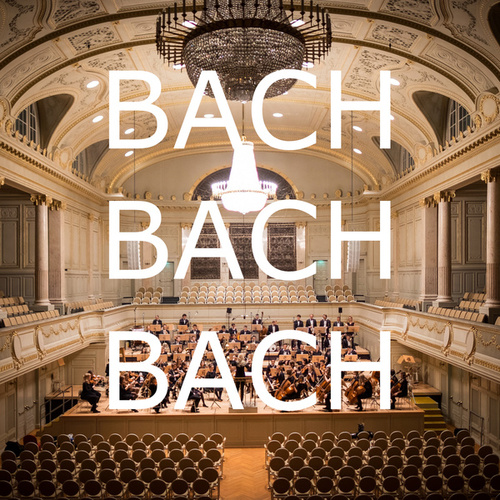 Bach Bach Bach de Various Artists