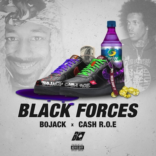 BLACK FORCES by B0jack