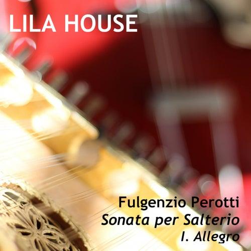 Sonata per Salterio: I. Allegro von Lila House
