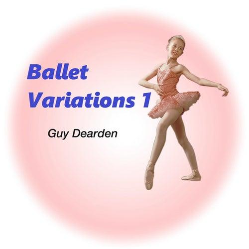Ballet Variations 1 by Guy Dearden