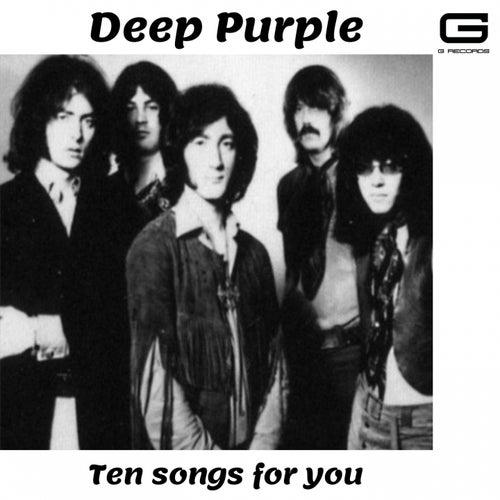 Ten Songs for you de Deep Purple