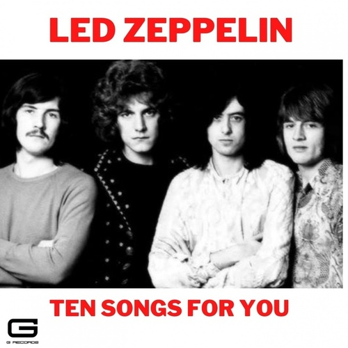 Ten songs for you fra Led Zeppelin