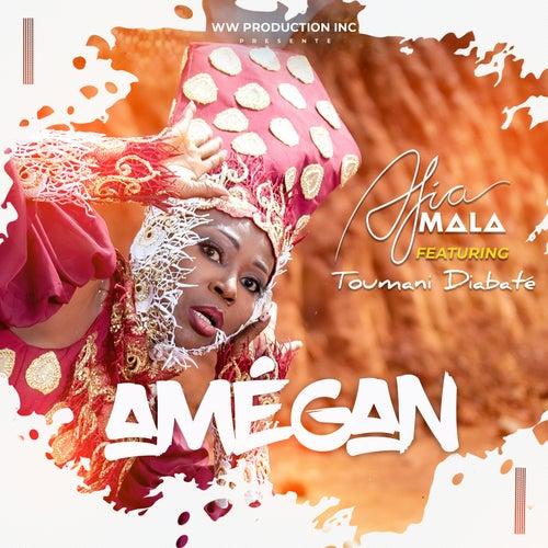 Amégan by Afia Mala