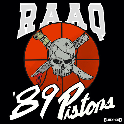 '89 Pistons by Raaq