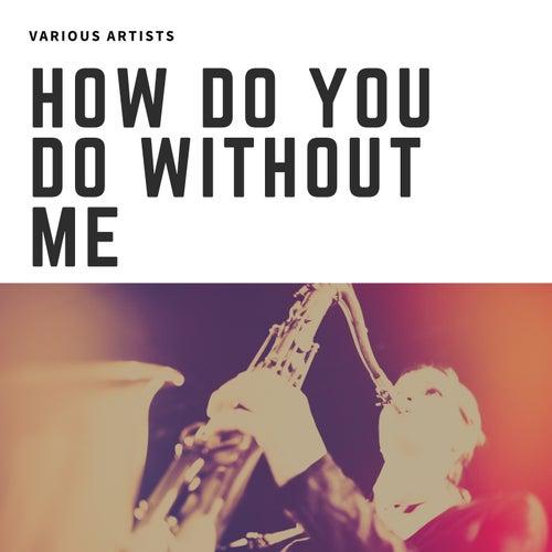 How Do You Do Without Me de Various Artists