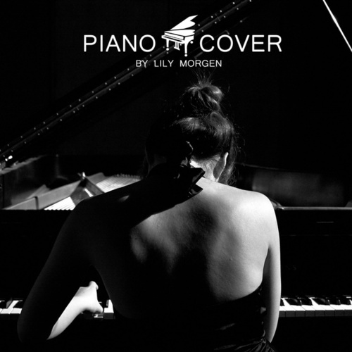 Blinding Lights (Original by The Weeknd) von Piano Cover by Lily Morgan
