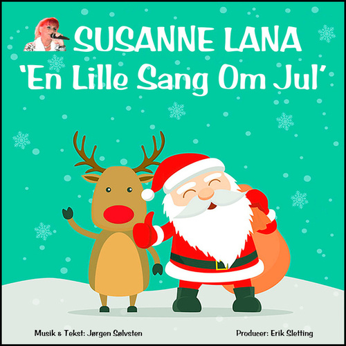 En lille sang om jul by Susanne Lana