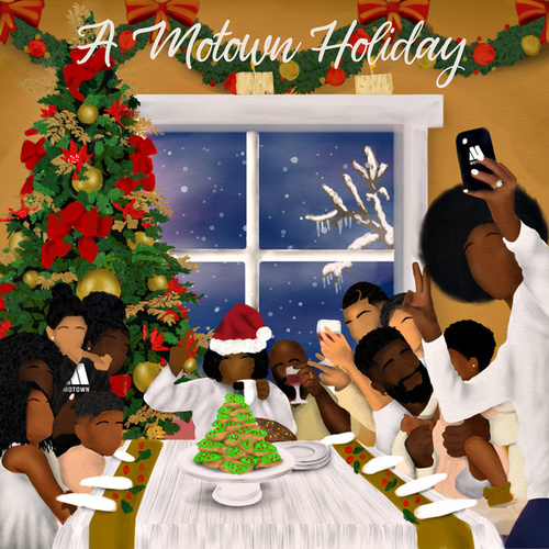A Motown Holiday by Various Artists