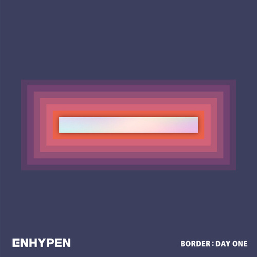 BORDER : DAY ONE von Enhypen