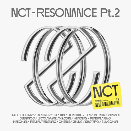 NCT RESONANCE Pt. 2 - The 2nd Album by NCT