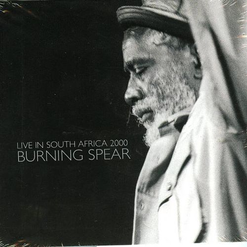 Live In South Africa 2000 de Burning Spear