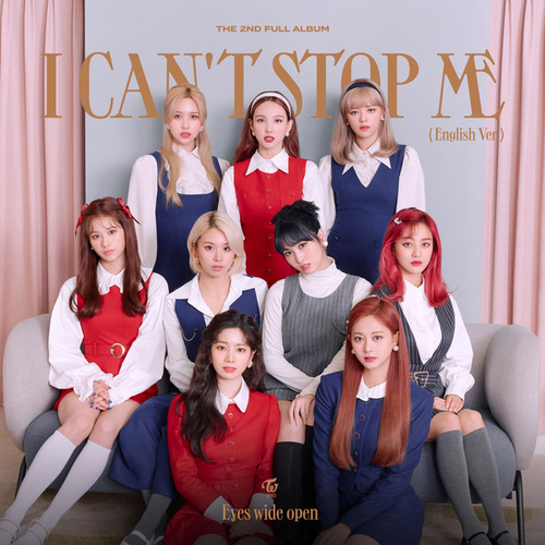 I CAN'T STOP ME (English Version) von TWICE