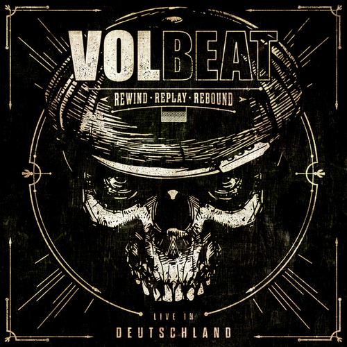 Rewind, Replay, Rebound (Live in Deutschland) de Volbeat