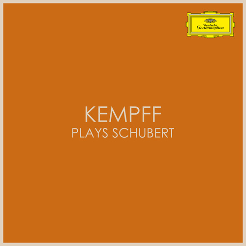 Kempff plays Schubert von Franz Schubert