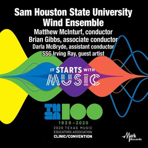 2020 Texas Music Educators Association (TMEA): Sam Houston State University Wind Ensemble [Live] von Sam Houston State University Wind Ensemble