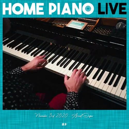 Home Piano (Live November 3rd 2020) by Armel Dupas