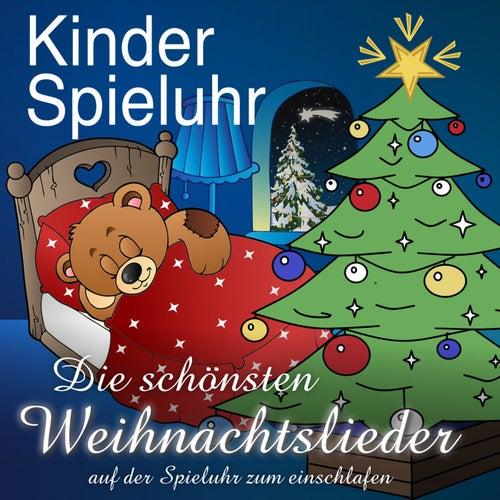 Die schönsten Weihnachtslieder auf der Spieluhr zum einschlafen by Kinder Spieluhr
