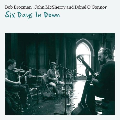 Six Days In Down by Bob Brozman