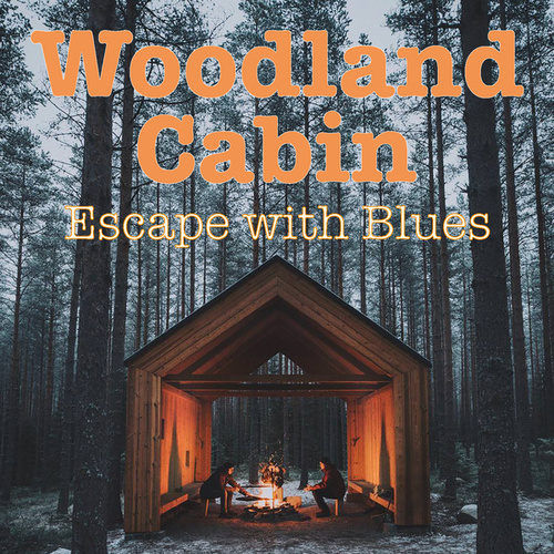 Woodland Cabin Escape with Blues by Various Artists