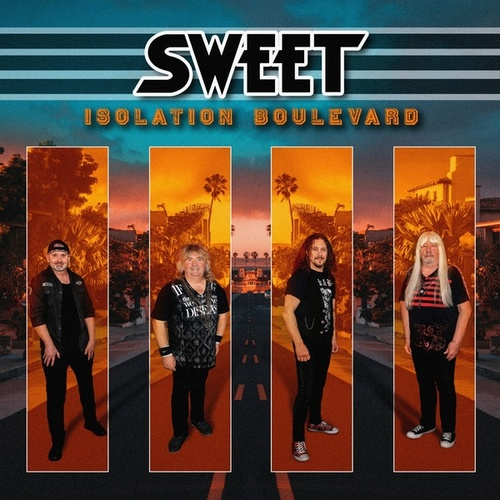 Isolation Boulevard by Sweet