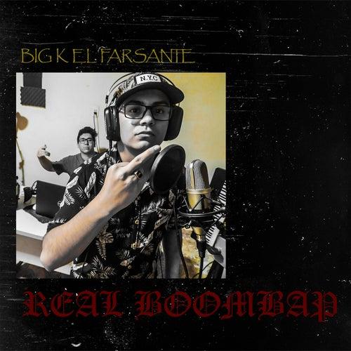 Real Boombap by Big K El Farsante