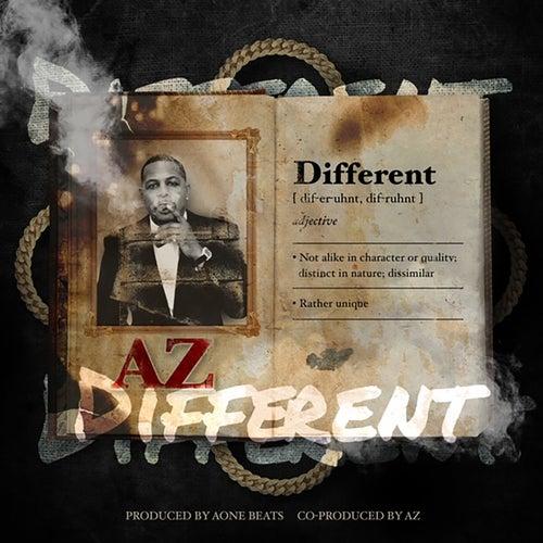 Different de AZ