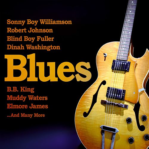 Blues! de Various Artists