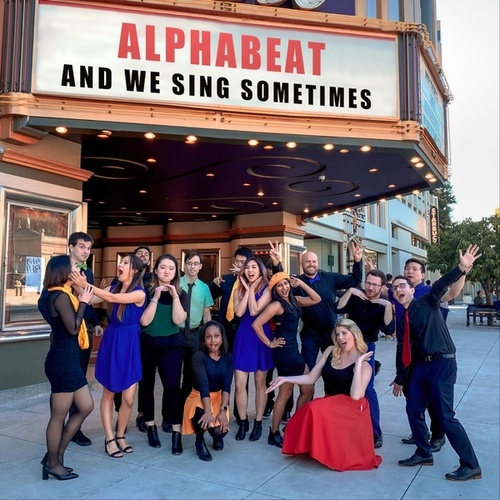 And We Sing Sometimes fra Alphabeat Acapella