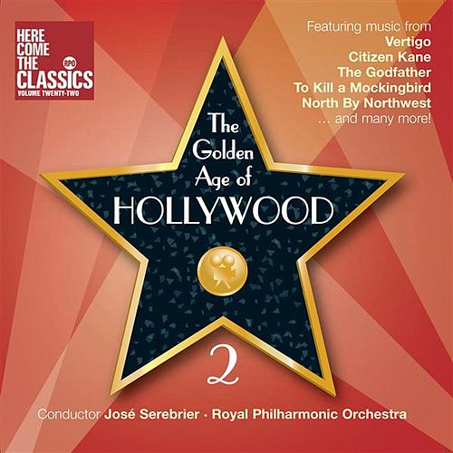 The Golden Age of Hollywood, Vol. 2 von Various Artists