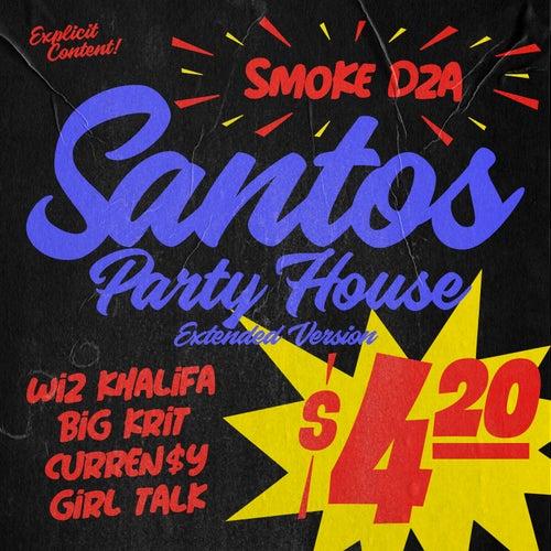 Santos Party House (Extended Version) de Smoke Dza