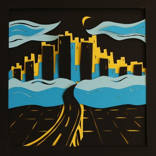 The City of Gold and Lead by Pale Bird