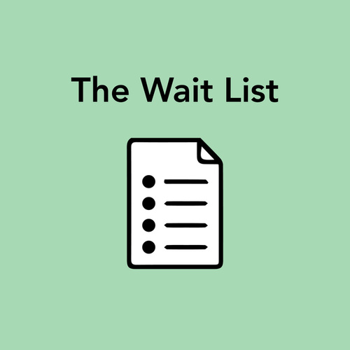 The Wait List von Various Artists