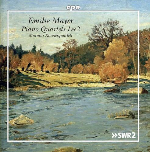 Mayer: Piano Quartets by Mariani Klavierquartett