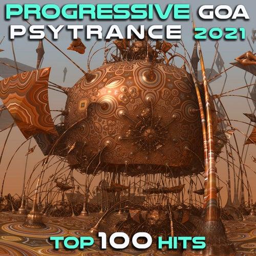 Progressive Goa Psytrance 2021 Top 100 Hits by Dr. Spook