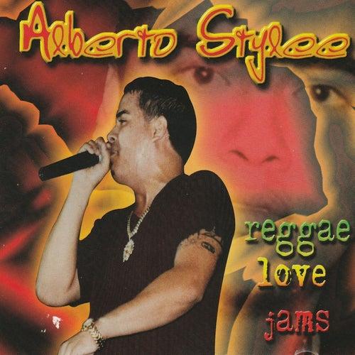 Reggae Love Jams by Alberto Stylee