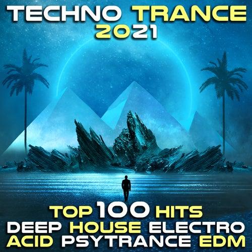 Techno Trance 2021 Top 100 Hits - Deep House Electro Acid Psytrance EDM by Dr. Spook