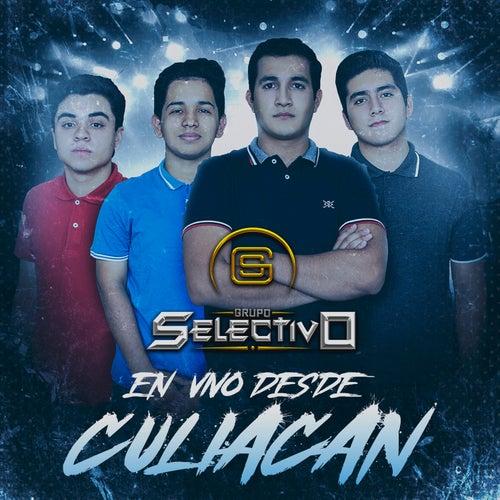 En Vivo Desde Culiacan by Grupo Selectivo